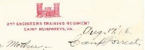 Camp Humphreys Letterhead