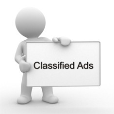 Spam-Free Classified Ads