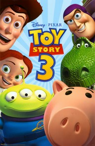 Toy Story 3 Nominated for Best Picture