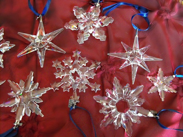 301783c0ab95 Buy Past or Retired Annual Swarovski Snowflake Christmas Ornaments