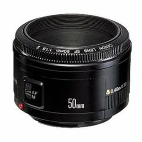 Canon EF 50mm Lens f/1.8 II Review