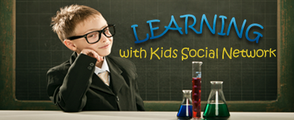 Leaning with Kids Social Network