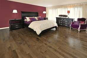 Hardwood Floor Bedroom