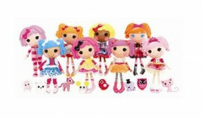 The Original Lalaloopsy Dolls
