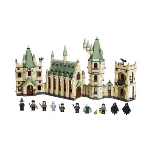 Lego Harry Potter Hogwarts Castle - Mini Figures