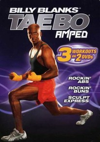 Tae Bo Amped Rockin' Abs, Buns and Sculpt Express DVD