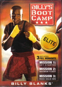 Billy's Bootcamp Elite 3 Workout Box Set