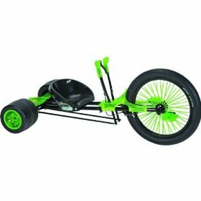 The Huffy Green Machine