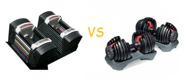 Powerblocks VS Bowflex