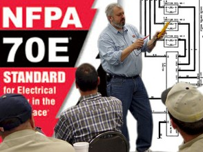 NFPA 70E arc flash training