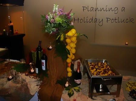 Planning a Holiday Potluck