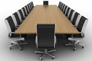 Who is at the head of your board?