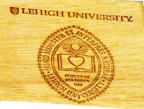 Lehigh University Seal for over 100 years
