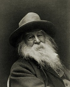 Walt Whitman as an Old Man