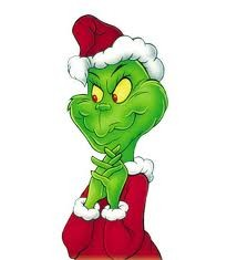 The Grinch Will Take Your Gifts!