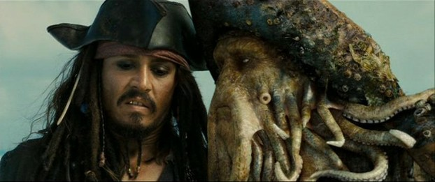 Sparrow with Davy Jones