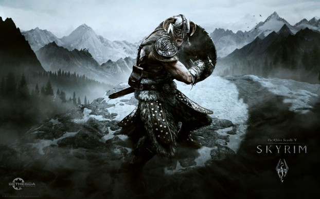 Awesome Skyrim Wallpaper