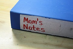 Mom's Homeschool Planning Notebook