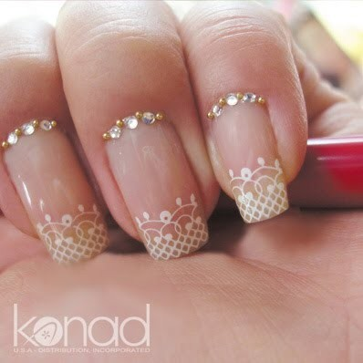 Nail stamping the latest trend in nail art sample of nail stamps prinsesfo Images