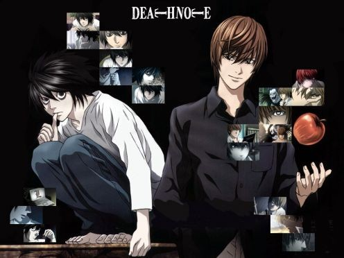 Watch Death Note! It's worth it!