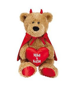 Valentine Devil Bear