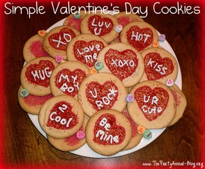 valentines day cookie ideas