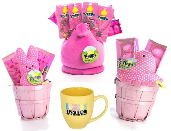 Fun gifts for marshmallow peeps lovers peeps gift baskets negle Gallery