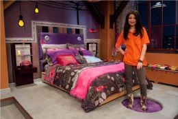 iCarly's new room
