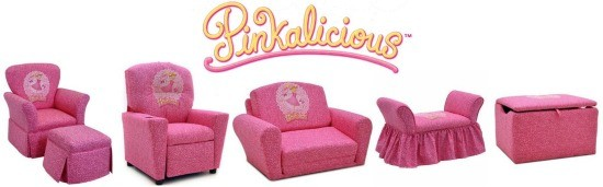 Pinkilicious Furniture
