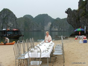 Hai Long Bay, Vietnam