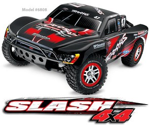 Traxxas Slash Bodies