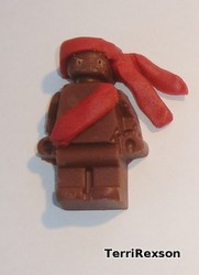 Chocolate Ninjago Kai