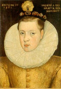 Portrait of James VI of Scotland (1568)