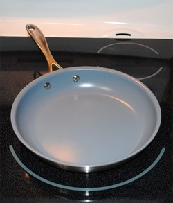 Nonstick frying pan from Henckels