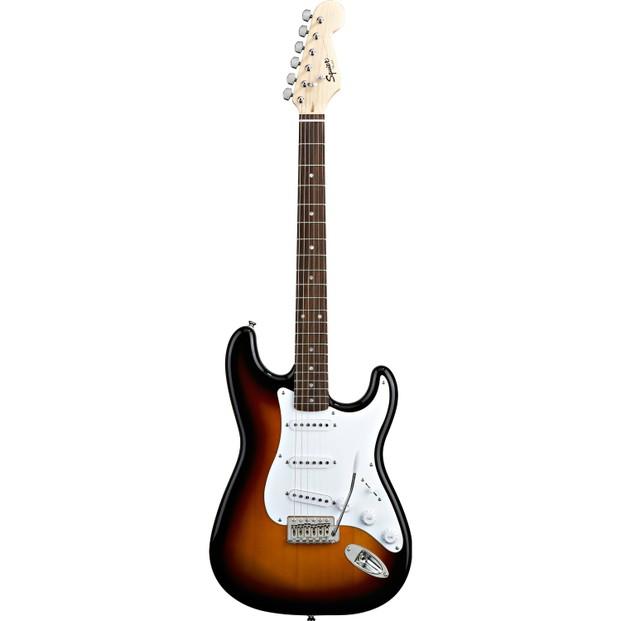 best beginner electric guitars the fender squier stratocaster. Black Bedroom Furniture Sets. Home Design Ideas