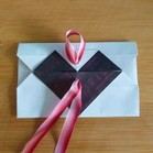 Origami Heart Envelope #11