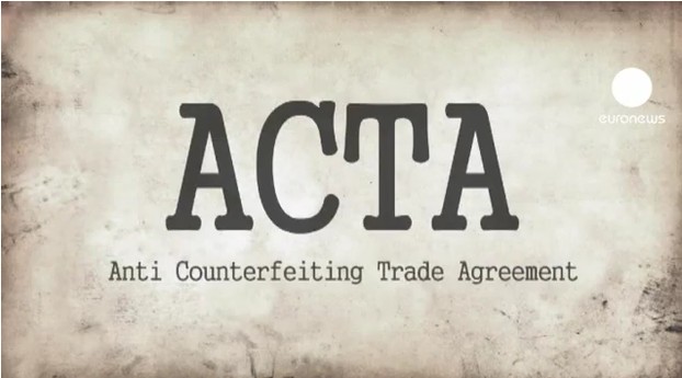 Anti counterfeiting trade agreement essay