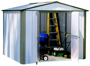 Arrow Ezee Sheds 8x6' & 8x9'