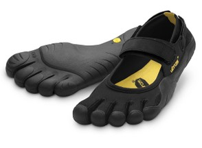 This is what my Vibrams look like