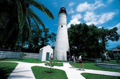 The Famous Key West Lighthouse