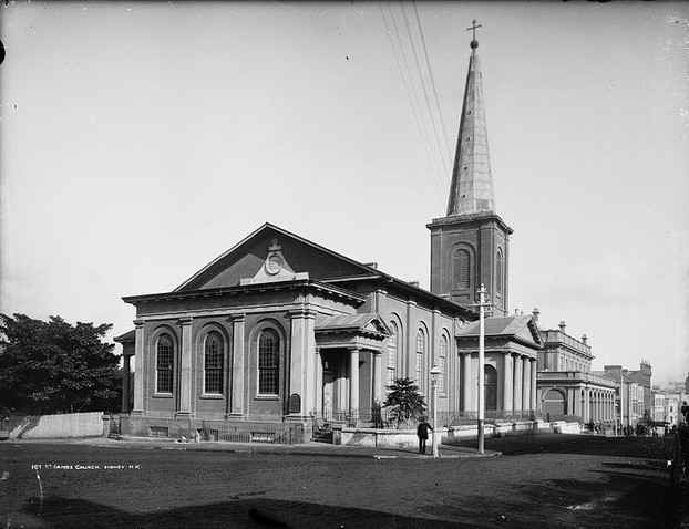 St James' Church, Sydney