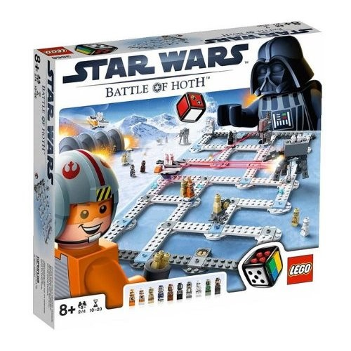 Lego Star Wars Game Battle of Hoth