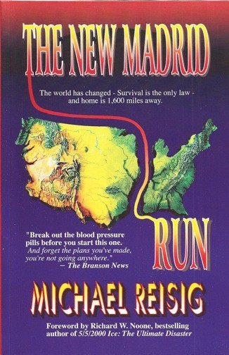The New Madrid Run - a Book Review