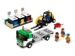 Lego Recycling Truck Set