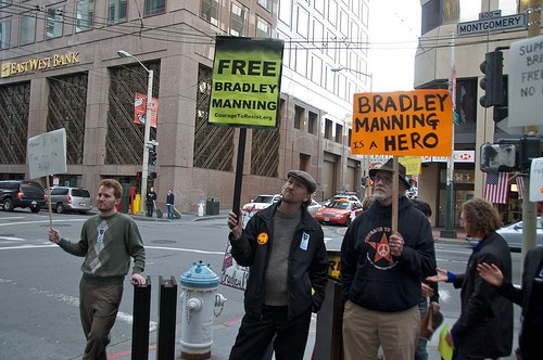 Bradley Manning is a Hero