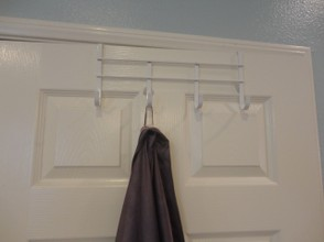 Over the door hooks for just about anything