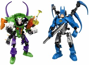 DC Universe Lego Batman with Joker