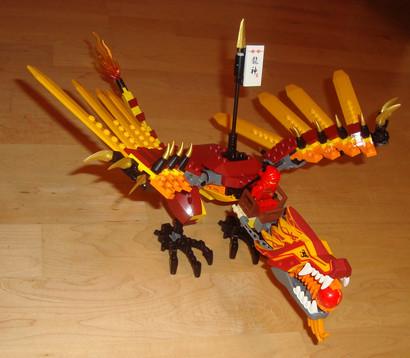 Ninjago Fire Temple Review Named Best Activity Toy Of