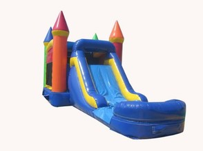 Commercial Grade Bounce House and Water Slide Combo