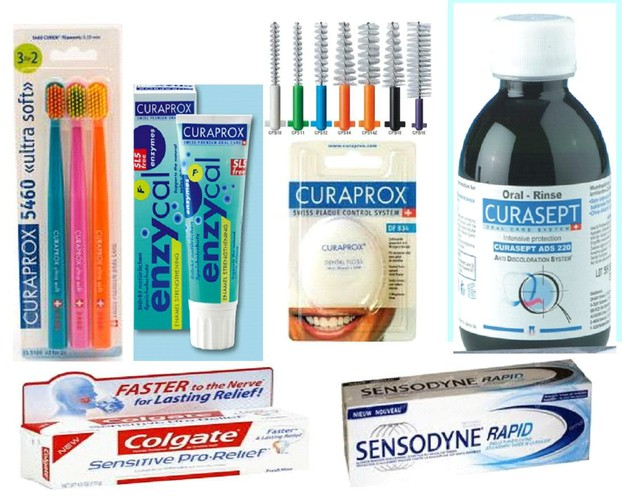 Toothbrush, Toothpastes, Floss, Brushes, Mouthwash
